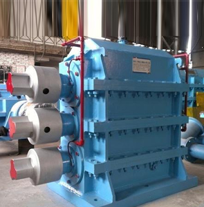 Gear boxes, Gear box for rolling mill